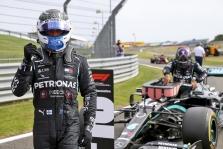 """70-mečio GP lenktynes iš """"pole"""" pozicijos pradės V. Bottas"""