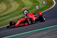 "S. Vettelis: ""Ferrari"" taktiniai sprendimai - nelogiški"