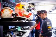 """M. Verstappenas nesitiki Belgijoje kovoti dėl """"pole"""" pozicijos"""
