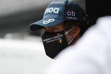 F. Alonso: įveikti Schumacherį buvo sunkiau nei Hamiltoną