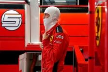 S. Vettelis nepatenkintas aukštu padangų slėgiu