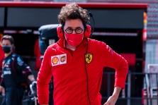"""M. Binotto: """"Ferrari"""" turi puikią pilotų sudėtį"""