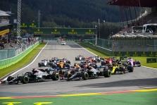 """2020 metais """"Formulės-1"""" komandos gavo 58200 eurų baudų"""