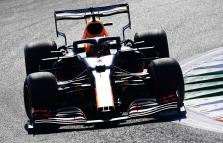 M. Verstappenas: nežinau, kodėl tiesiosiose buvome lėtesni
