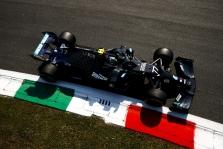 Italijos GP: šeštadienio treniruotė