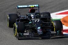 """V. Bottas: nežinau, ar """"Red Bull"""" dabar yra patenkinta"""