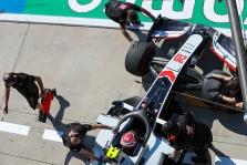 """K. Magnussenas: derybos su """"Haas"""" dar neprasidėjo"""