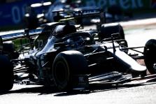Toskanos GP: penktadienio treniruotė Nr.2