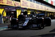 Toskanos GP: šeštadienio treniruotė