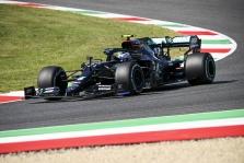 Rusijos GP: penktadienio treniruotė Nr.1