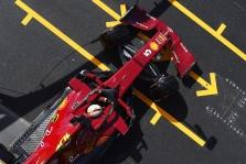 """""""Ferrari"""" į Sočį atsiveš kelis bolido atnaujinimus"""