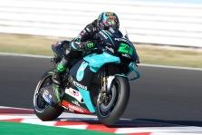 "<span style=""background:#d5002c; color:white; padding: 0 2px"">MotoGP</span> Misane pergalę iškovojo F. Morbidelli, A. Dovizioso tapo čempionato lyderiu"