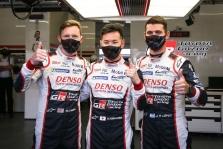 "Le Mane iš ""pole"" pozicijos startuos ""Toyota"" sportininkai"