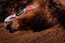 WRC. Turkijos ralį sėkmingiausiai pradėjo S. Loebas