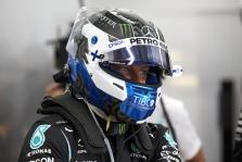 V. Bottas negali paaiškinti, kodėl greičiu neprilygo L. Hamiltonui