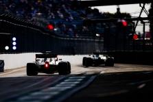 Rusijos GP: kvalifikacija (tiesiogiai)