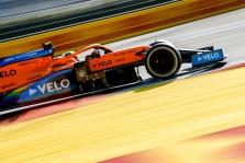 """Blogiausias """"McLaren"""" rezultatas sezone"""
