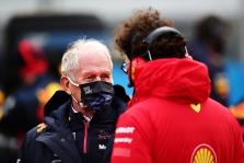 """H. Marko: """"Ferrari"""" turi šansų pakovoti dėl 3 vietos"""
