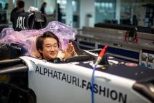 """Y. Tsunoda: dėl """"Honda"""" išėjimo mano situacija nesikeičia"""