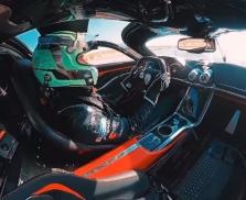 """""""SSC Tuatara"""" - greičiausias sportinis automobilis pasaulyje (video)"""