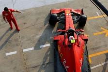 """""""Ferrari"""" 2022 m. sezonui ruošia revoliucinį variklį"""