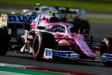 """""""Racing Point"""" surado problemos L. Strollo mašinoje priežastį"""