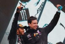 """L. Hamiltonas ir """"Mercedes"""" pradėjo naują iniciatyvą """"Ignite"""""""