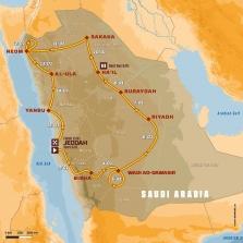 Dakaras. Organizatoriai pristatė 2021-ųjų maršrutą ir laukiančias naujienas