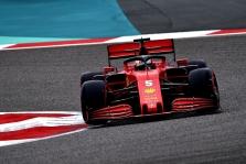 S. Vettelis: naujos padangos – kur kas prastesnės