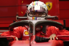 S. Vettelis: stengiausi nežiūrėti avarijos pakartojimų
