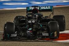 Bahreine lenktynes iš pirmos pozicijos pradės L. Hamiltonas