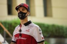 """A. Giovinazzi: """"Ferrari"""" nusiteikę pozityviai"""