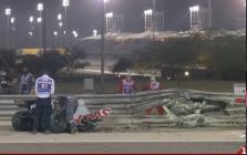 """R. Brawnas: R. Grosjeano gyvybę išgelbėjo prieštaringai vertinta """"Halo"""" sistema"""