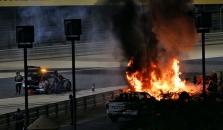 Po R. Grosjeano avarijos tyrimo, siūlymai tobulinti saugumą