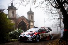 WRC. S. Ogier sėkmingai pradėjo Monzos ralį