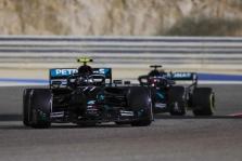 "Sezono rezultatai: ""Mercedes AMG Petronas F1 Team"""