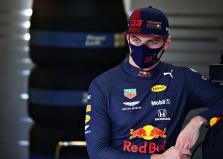 M. Verstappenas apie S. Perezą: mano tikslas – sunaikinti jį