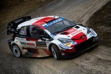"""WRC. Po O. Tanako pasitraukimo, Monte Karlo ralyje pirmauja """"Toyota"""" trijulė"""