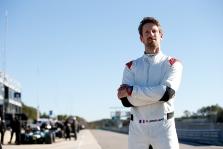 """R. Grosjeanas po """"IndyCar"""" bandymų: pasijutau kaip namuose"""