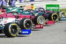 Trys privalomi padangų mišiniai lenktynėse?