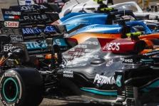 Už klaidas skaudžiai baudęs Emilijos-Romanijos GP: intrigos ir įvykiai lenktynėse