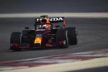 M. Verstappenas buvo greičiausias paskutinę bandymų dieną