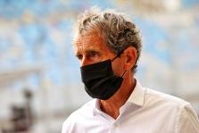 """A. Prostas: anksčiau """"Formulė-1"""" būdavo geresnė"""