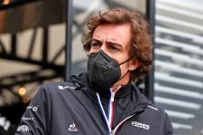F. Alonso pavargo nuo klausimų apie amžių