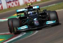 J. Villeneuve'as: V. Bottas yra tiesiog per lėtas