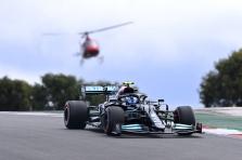 V. Bottas: tik viena komanda keičia pilotus sezono metu