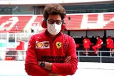 M. Binotto nevažiuos į Štirijos GP etapą?
