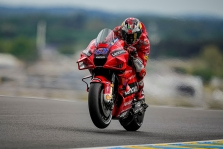 MotoGP. Prancūzijoje - antroji iš eilės J. Millerio pergalė