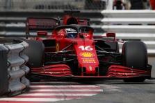 """Monake """"pole"""" poziciją iškovojo bolidą sudaužęs C. Leclercas"""