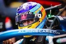 """F. Alonso: kodėl """"Ferrari"""" važiuoja Leclercas ir Sainzas"""